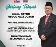 Tahniah KP JAKIM Baharu