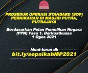 SOP Pernikahan Masjid Putra - PPN1-2021